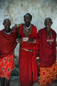 Masai Men