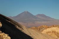 Atacama Desert . Vale de La Luna 2