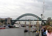 The Tyne Bridge