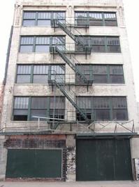 Grunge Building 1