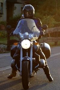 Motorcycle starting