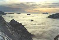 Centenere mountains, Italy