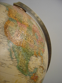 Terraqueo Globe 1