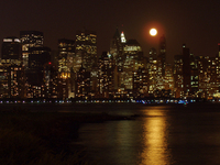 Moon Over Manhattan 2
