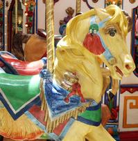 Carosel horse