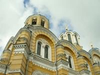 Kyiv, Volodymyrs'kyi sobor