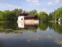 chinese house reflection 2