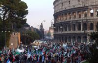 Forum in Rome - near Colosseum