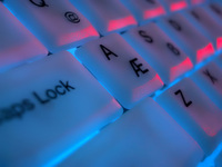 transluent keyboard