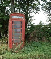 Old Telephone Box