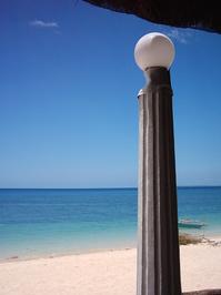 Beach Pillar
