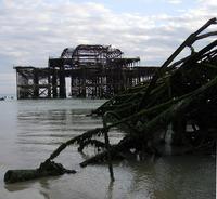 Dead pier, Brighton