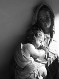 Mary and the Baby