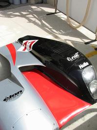 Race car details