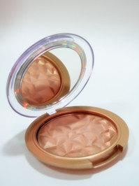 Compact Gold Powder