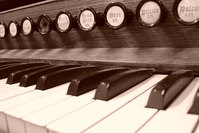 Anitique Organ