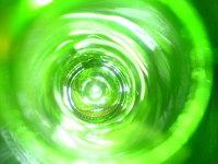Green Bottle Lights 1