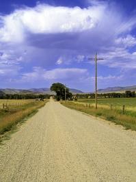 Blue Skies Over Montana