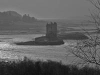 Castle Stalker BW