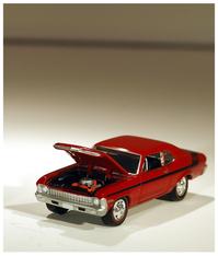 Muscle Car Miniature 1