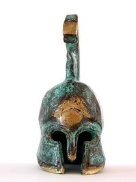Greek helmet 2