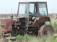 Rusty Tractor 3