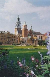 castel in poland
