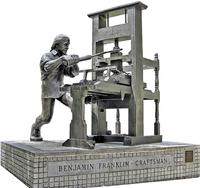 Benj. Franklin, Printer