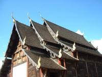 ChangMai temple