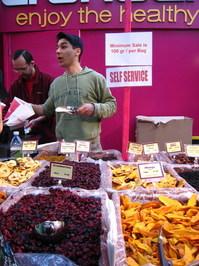 Food at Borough Market 3