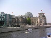 Reichstag in Berlin 4