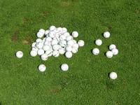Pile of Golf Balls