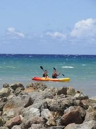 Jamaica Canoe 1