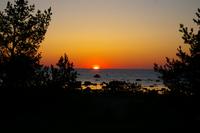 Sunset in Rutja