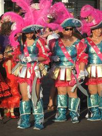 Carnival Musketeers