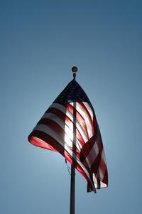 World Trade Centre USA Flag 1