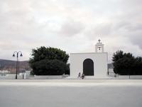 Church in Lazarote island