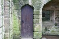 Old door and window