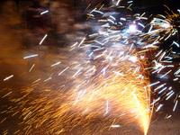 Street Fireworks 4