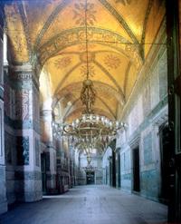 Hagia Sophia Interior 1