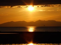 Scottish Sunset 1