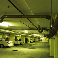 underground carpark sq