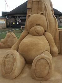 Sand sculptures 8