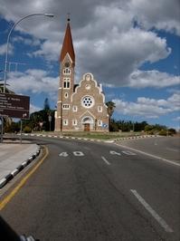 Church in the desert