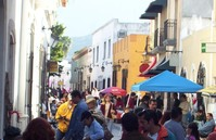 Market, Barrio Antiguo, Monterrey, Mexico