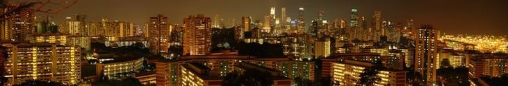Singapore (Mount faber) 1