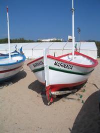 Catalan fishing boat 1