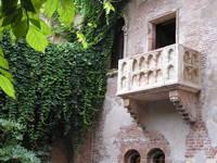 Verona, Romeo and Juliet balcony