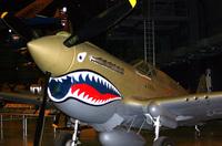 """Curtiss P-40E """"Warhawk"""