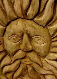 The Sun-god
